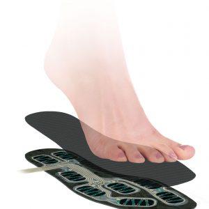 Winshoe semelle et pied