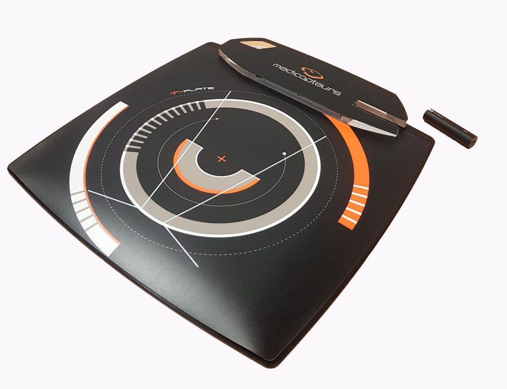 T-Plate-WIFI foot pressure plate