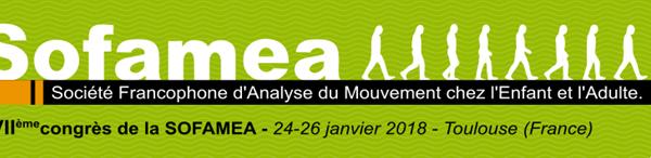 MEDICAPTEURS expose à Toulouse lors du XVIIème Congrès de la Société Francophone d'Analyse du Mouvement chez l'Enfant et l'Adulte