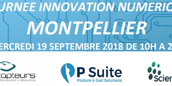 Journée de l'innovation numerique le 19 Septembre 2018 à Montpellier